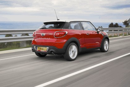 2013 Mini Paceman Cooper S - UK version 11