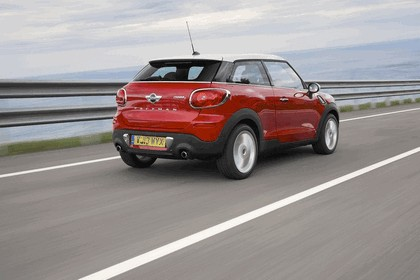2013 Mini Paceman Cooper S - UK version 12