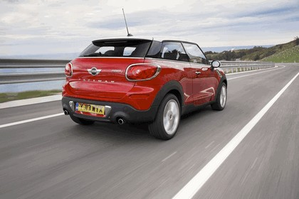 2013 Mini Paceman Cooper S - UK version 14