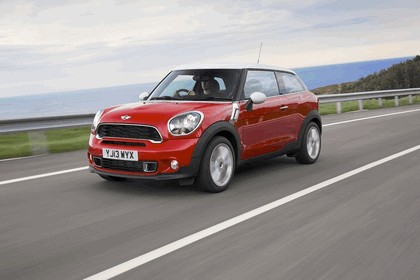 2013 Mini Paceman Cooper S - UK version 15