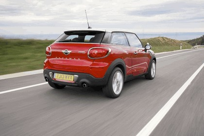 2013 Mini Paceman Cooper S - UK version 17