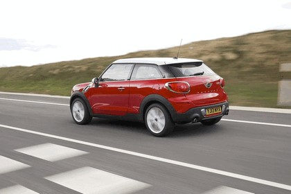 2013 Mini Paceman Cooper S - UK version 18