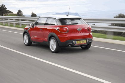 2013 Mini Paceman Cooper S - UK version 21