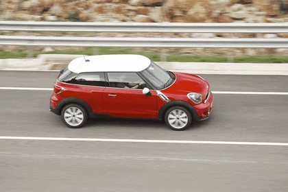 2013 Mini Paceman Cooper S - UK version 24