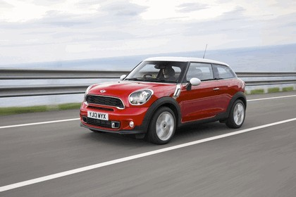 2013 Mini Paceman Cooper S - UK version 29