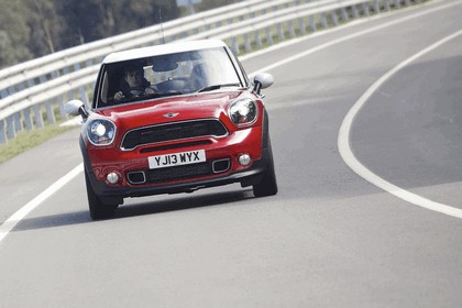 2013 Mini Paceman Cooper S - UK version 33