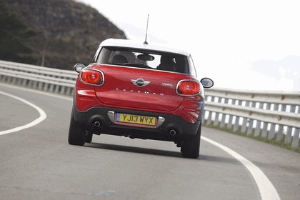 2013 Mini Paceman Cooper S - UK version 35