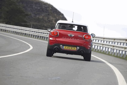 2013 Mini Paceman Cooper S - UK version 36