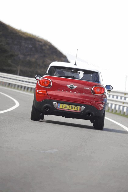 2013 Mini Paceman Cooper S - UK version 38