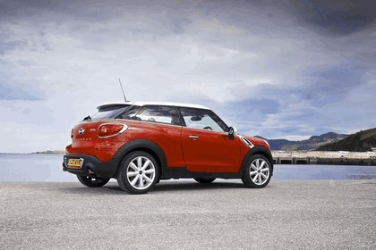 2013 Mini Paceman Cooper S - UK version 39