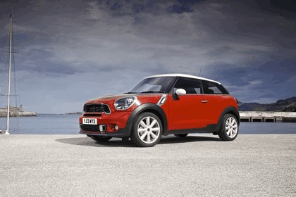 2013 Mini Paceman Cooper S - UK version 40