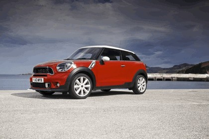 2013 Mini Paceman Cooper S - UK version 41
