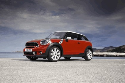 2013 Mini Paceman Cooper S - UK version 42