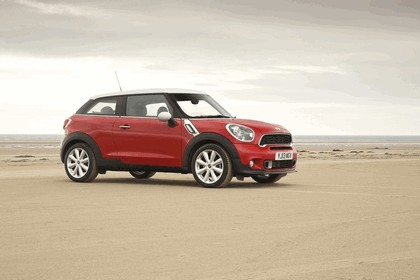2013 Mini Paceman Cooper S - UK version 46