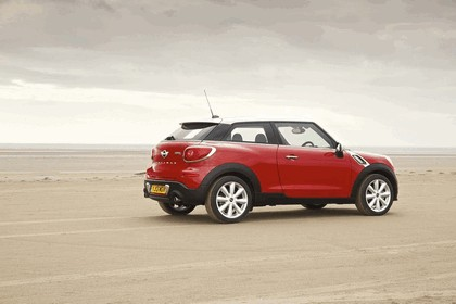 2013 Mini Paceman Cooper S - UK version 47