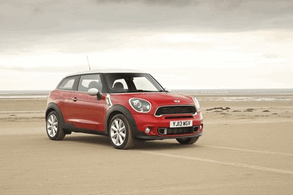 2013 Mini Paceman Cooper S - UK version 53