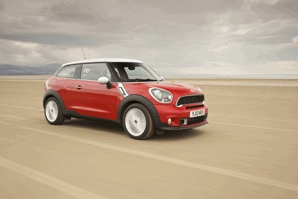 2013 Mini Paceman Cooper S - UK version 54