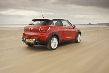 2013 Mini Paceman Cooper S - UK version 58
