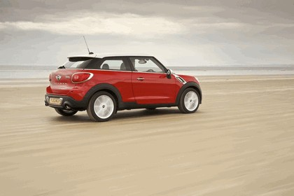 2013 Mini Paceman Cooper S - UK version 59