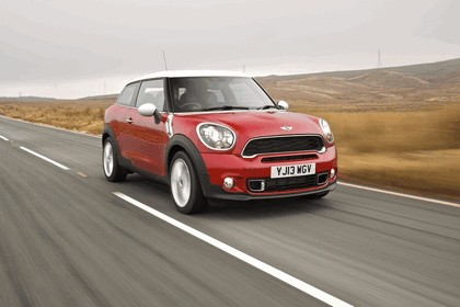 2013 Mini Paceman Cooper S - UK version 61