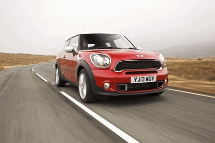 2013 Mini Paceman Cooper S - UK version 62