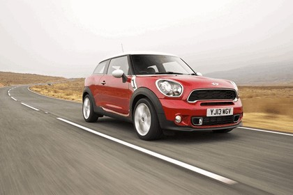 2013 Mini Paceman Cooper S - UK version 63