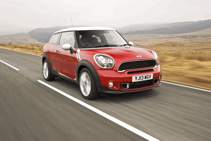 2013 Mini Paceman Cooper S - UK version 65