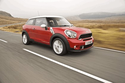 2013 Mini Paceman Cooper S - UK version 66