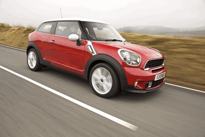 2013 Mini Paceman Cooper S - UK version 67
