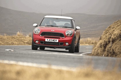 2013 Mini Paceman Cooper S - UK version 68