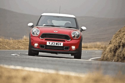 2013 Mini Paceman Cooper S - UK version 69