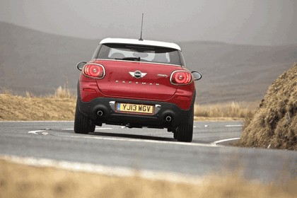 2013 Mini Paceman Cooper S - UK version 70