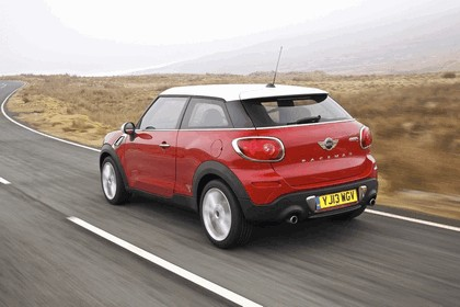 2013 Mini Paceman Cooper S - UK version 71