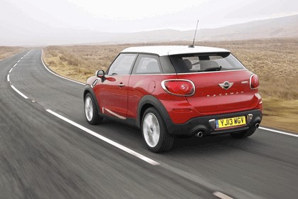 2013 Mini Paceman Cooper S - UK version 73