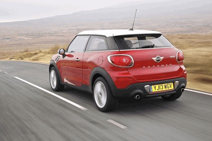2013 Mini Paceman Cooper S - UK version 76