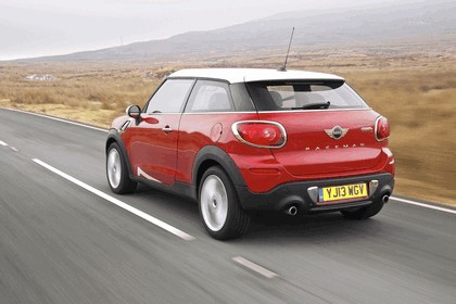 2013 Mini Paceman Cooper S - UK version 77