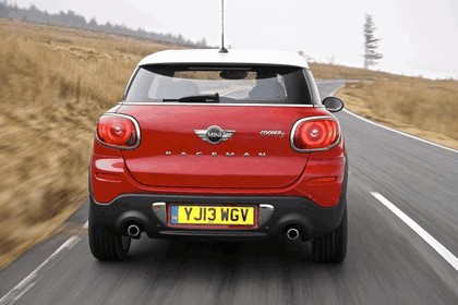 2013 Mini Paceman Cooper S - UK version 81