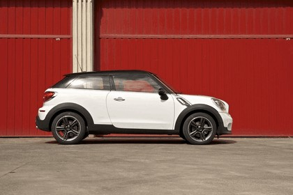 2013 Mini Paceman Cooper S - UK version 108