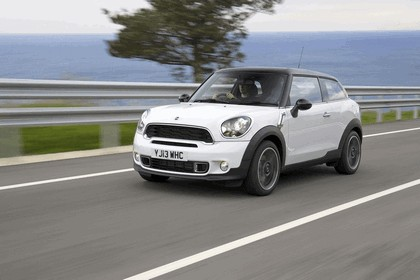 2013 Mini Paceman Cooper S - UK version 110