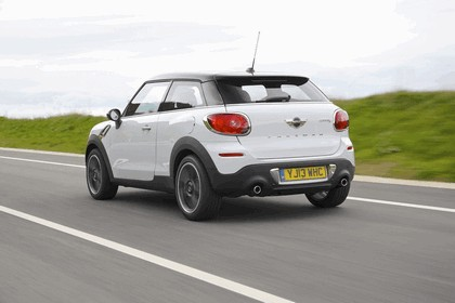 2013 Mini Paceman Cooper S - UK version 112