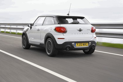 2013 Mini Paceman Cooper S - UK version 114
