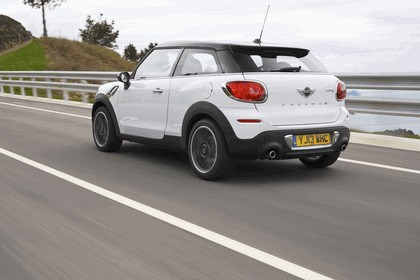 2013 Mini Paceman Cooper S - UK version 115