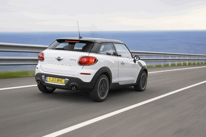 2013 Mini Paceman Cooper S - UK version 117