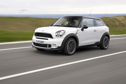 2013 Mini Paceman Cooper S - UK version 120
