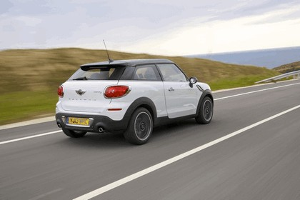 2013 Mini Paceman Cooper S - UK version 121