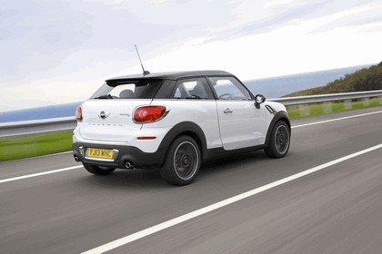 2013 Mini Paceman Cooper S - UK version 122