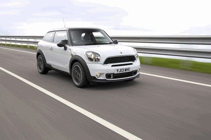 2013 Mini Paceman Cooper S - UK version 123