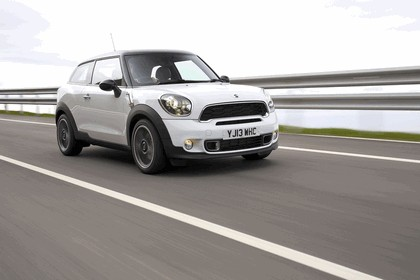 2013 Mini Paceman Cooper S - UK version 124
