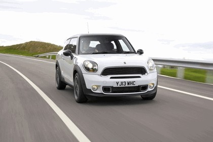 2013 Mini Paceman Cooper S - UK version 126