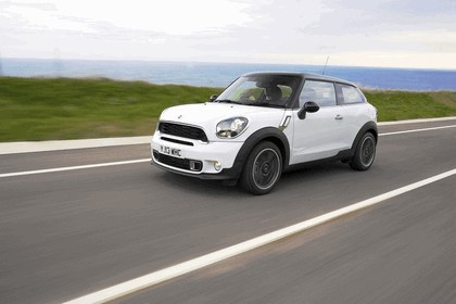 2013 Mini Paceman Cooper S - UK version 127